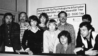 ZPID group picture 1974